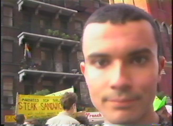 Rohan Quine - New York still 966