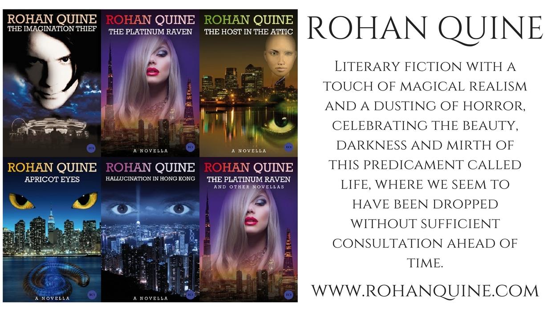 Rohan Quine, the Imagination Thief