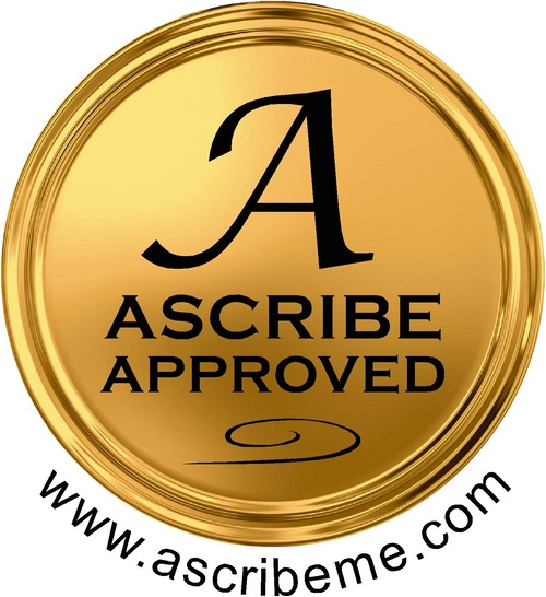 Ascribe Approved medal for Rohan Quine