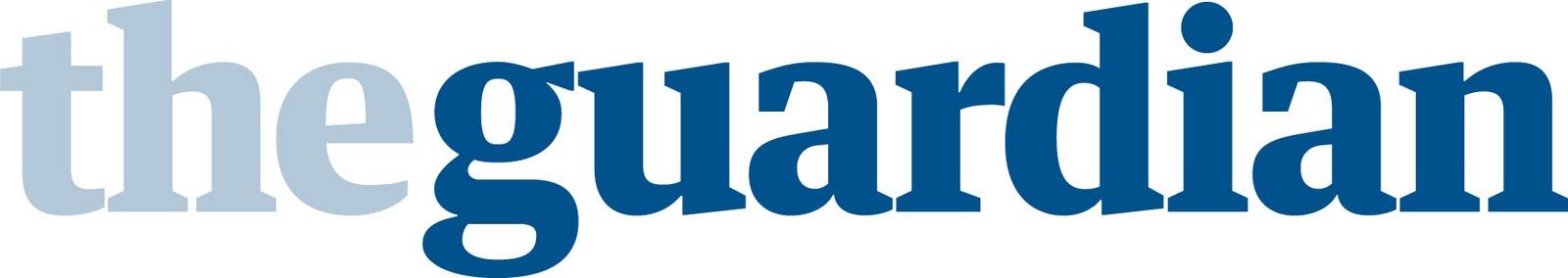 'The Guardian' logo
