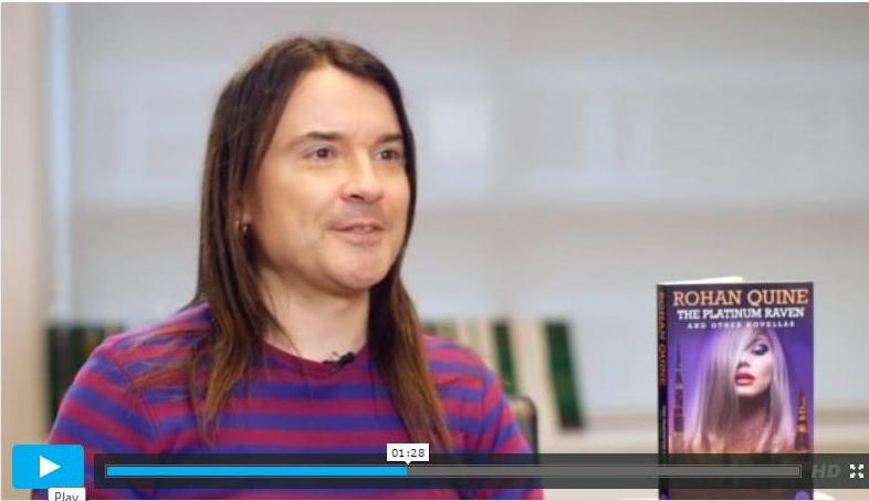 Video interview 17-04-15 with Rohan Quine by Ingram - 4 cropped