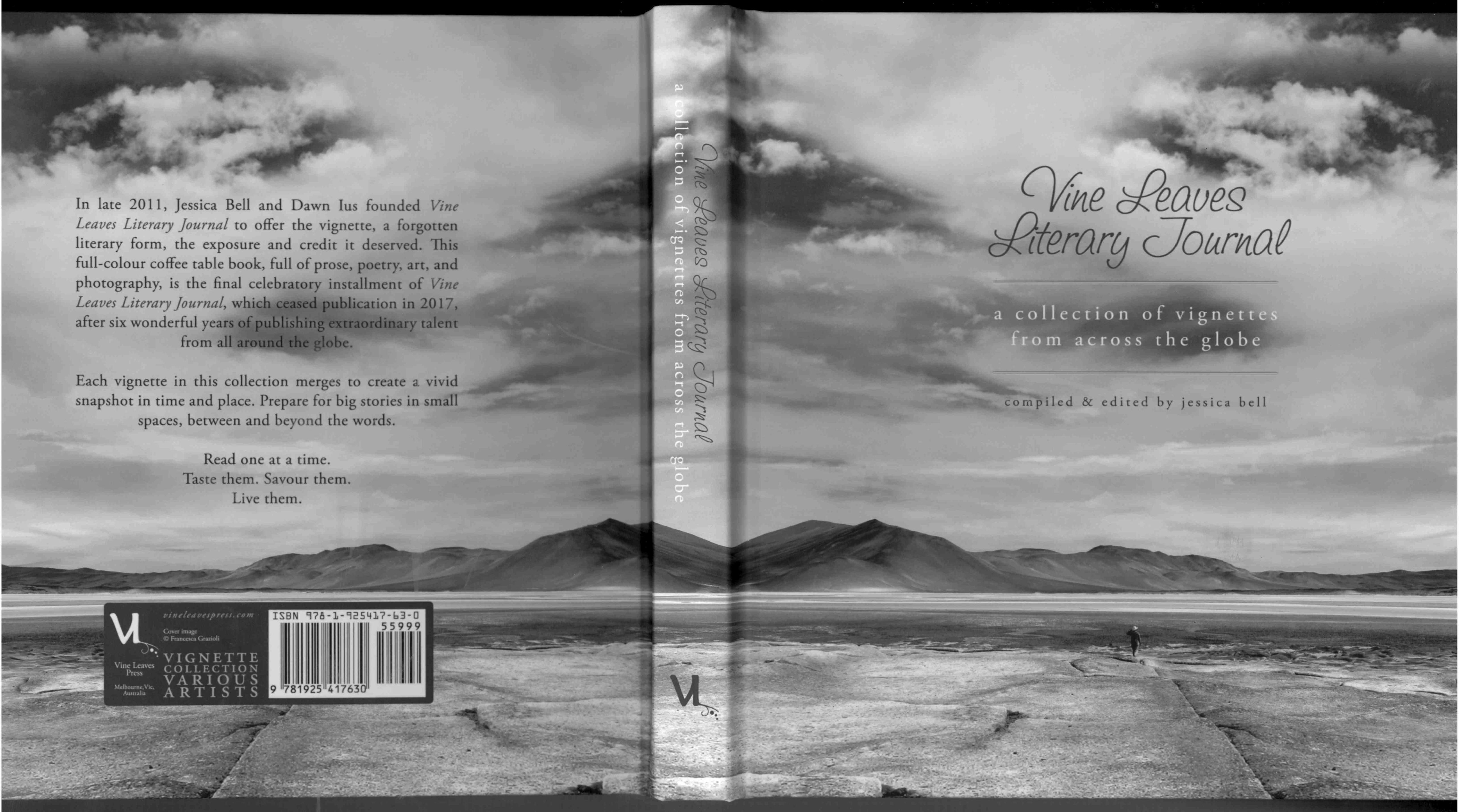 Rohan Quine in 'Vine Leaves Literary Journal' (Nov 2017) - 1