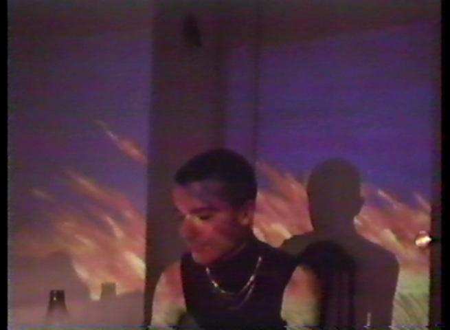 Rohan Quine - New York - Performance 5
