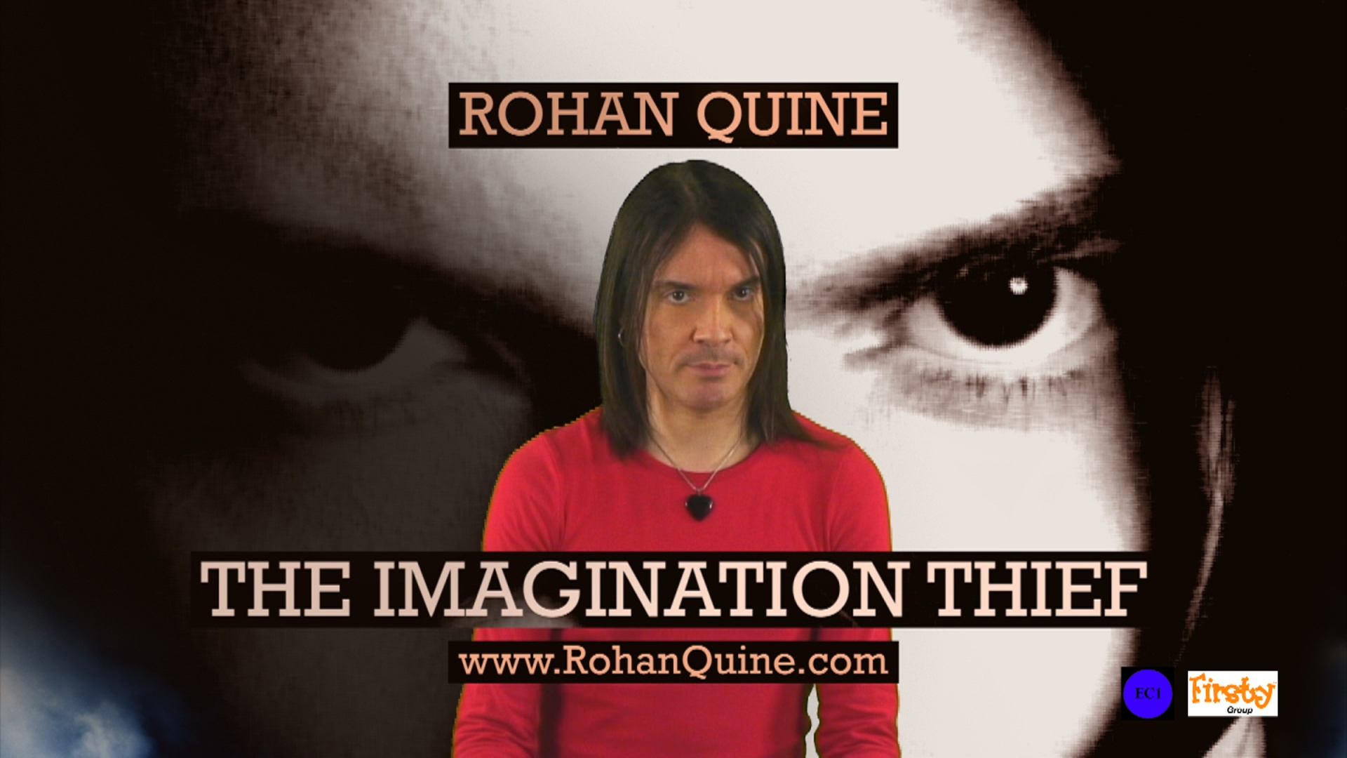 "Rohan Quine - ""The Imagination Thief's location, Asbury Park"" - still 2 (literary fiction, magical realism, horror)"
