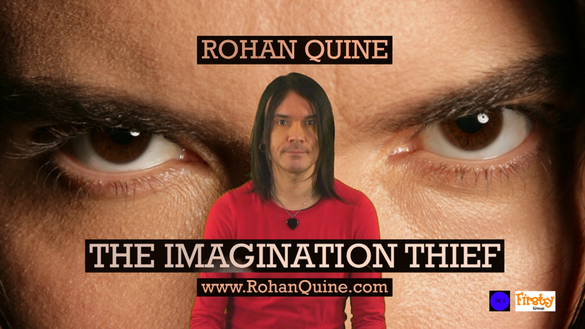 "Rohan Quine - ""What is The Imagination Thief?"" - still (literary fiction, magical realism, horror)"