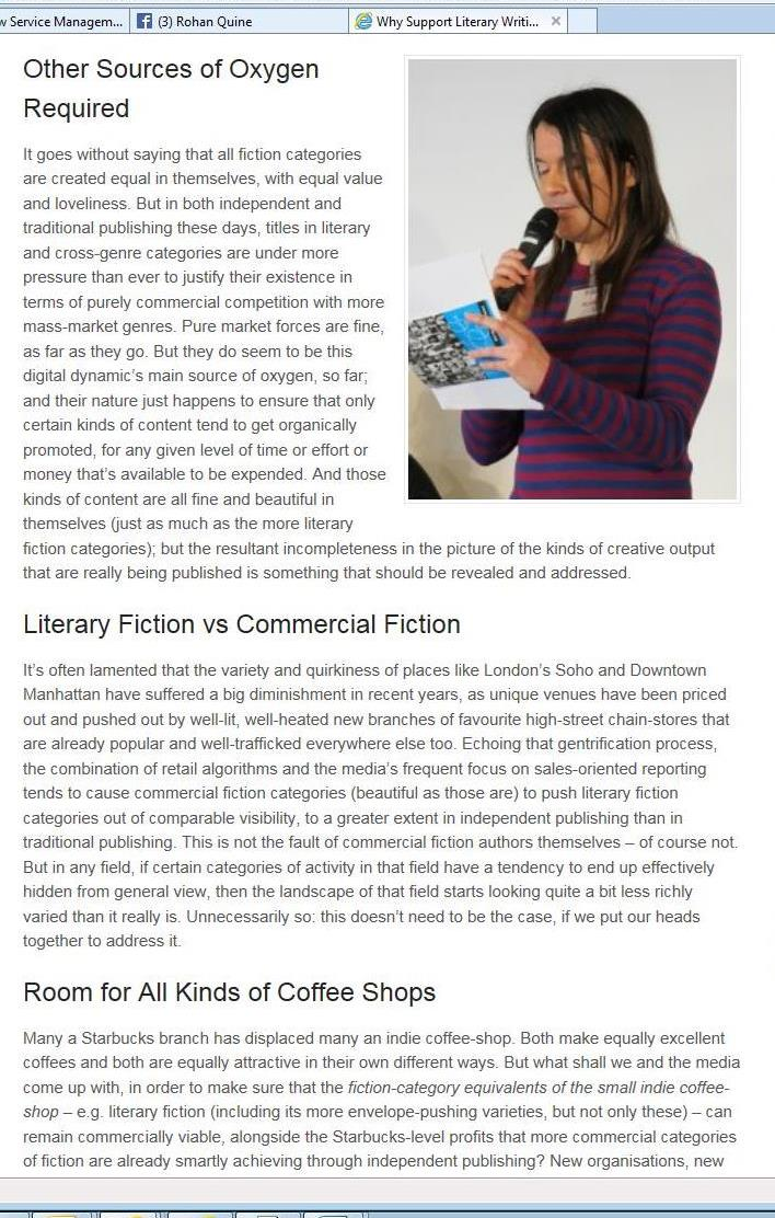 Text of Rohan Quine's presentation in Foyles 17-04-15, on June 2015 ALLi blog 3a
