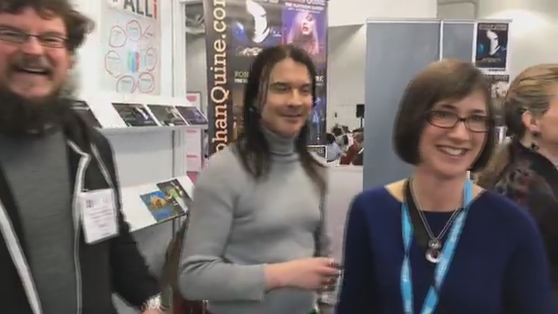 LBF18 launch of Rohan Quine's 'The Beasts of Electra Drive', Dan Holloway's 'Kill Land' & Jane Davis's 'Smash all the Windows' - 22