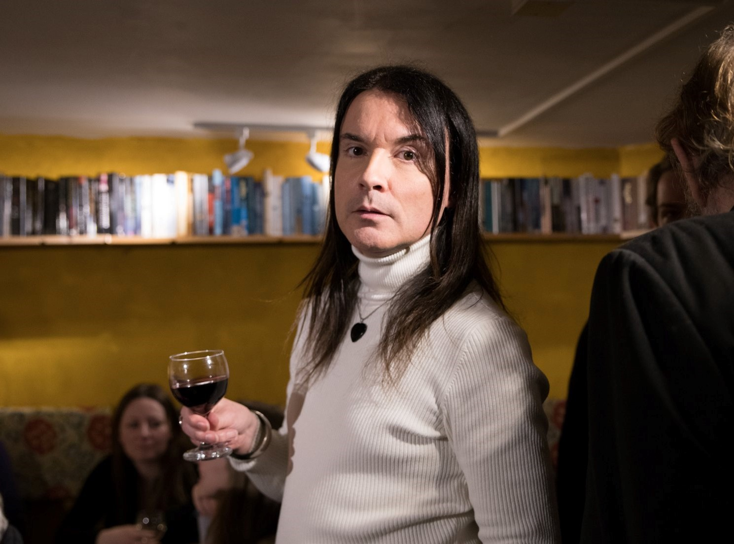 Launch of Rohan Quine's 'The Beasts of Electra Drive' & Dan Holloway's 'Kill Land' - 5 (photo by Novel London)