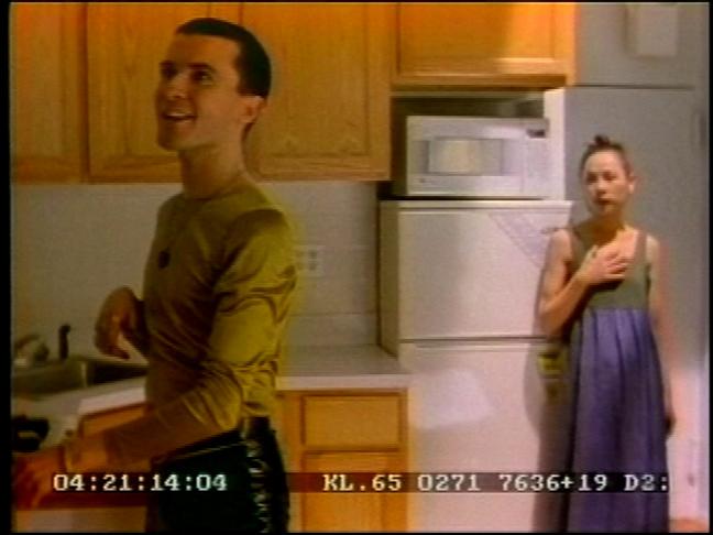 Rohan Quine in 'American Dreams' 1