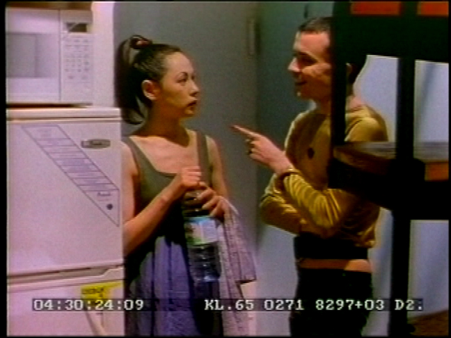 Rohan Quine in 'American Dreams' 22