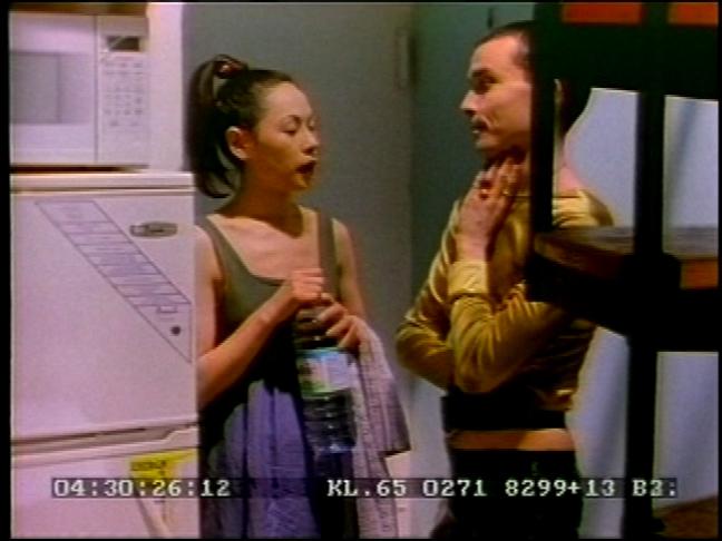 Rohan Quine in 'American Dreams' 23