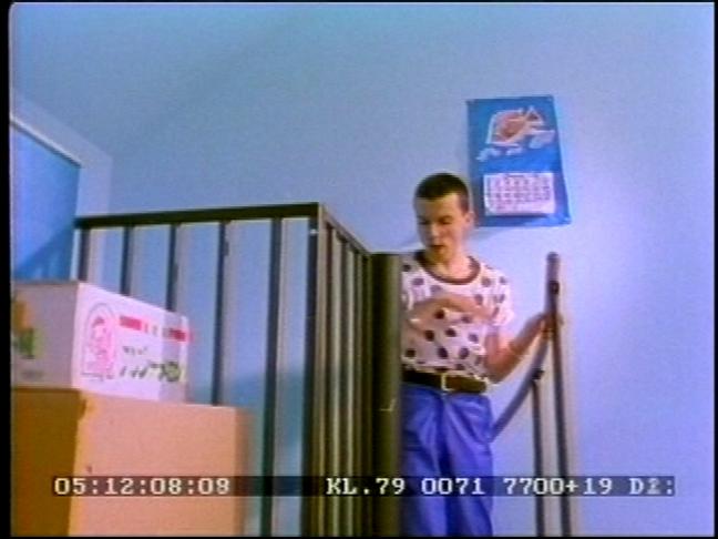 Rohan Quine in 'American Dreams' 29
