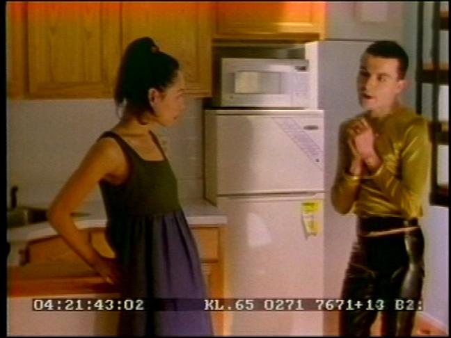 Rohan Quine in 'American Dreams' 4