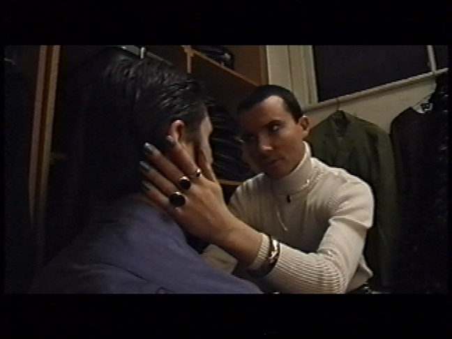 Rohan Quine in 'Semiotics of the American Family' 5