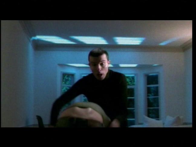 Rohan Quine in 'The Bourne Identity Crisis' 2