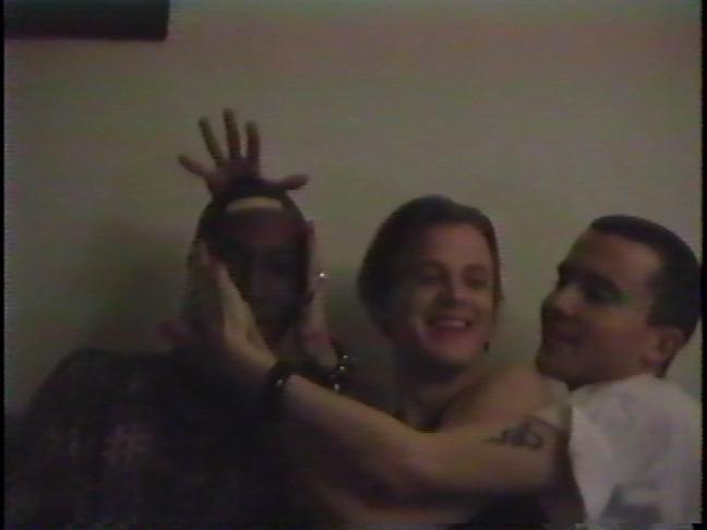 Rohan Quine - 'Reality 15' 4 - with Wayne and Mal