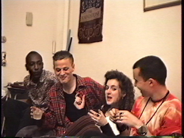 Rohan Quine - 'Reality 23' 1 - with Wayne, Mal and Kim