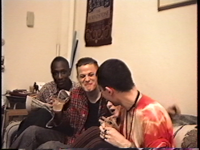 Rohan Quine - 'Reality 23' 7 - with Wayne and Mal