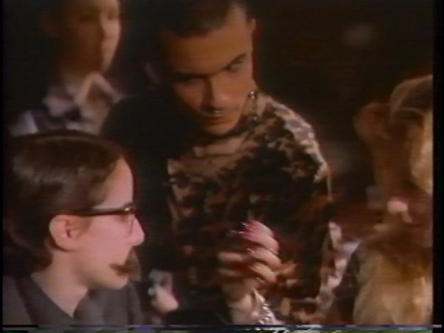 Rohan Quine in 'I'm Macho' 15