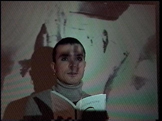 Rohan Quine in 'Performances 3' 6