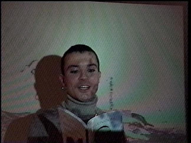 Rohan Quine in 'Performances 3' 8