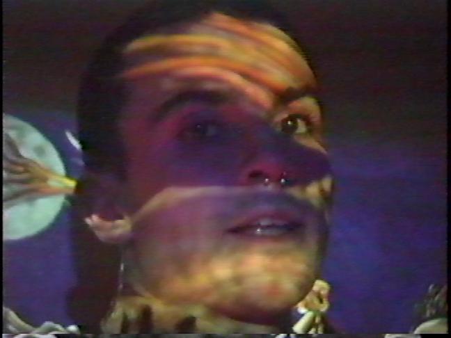 Rohan Quine in 'Performances 4' 9