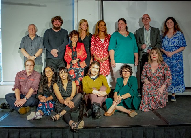 Novel London LitFest 2019 group (photo by Rosina Chaudhry)