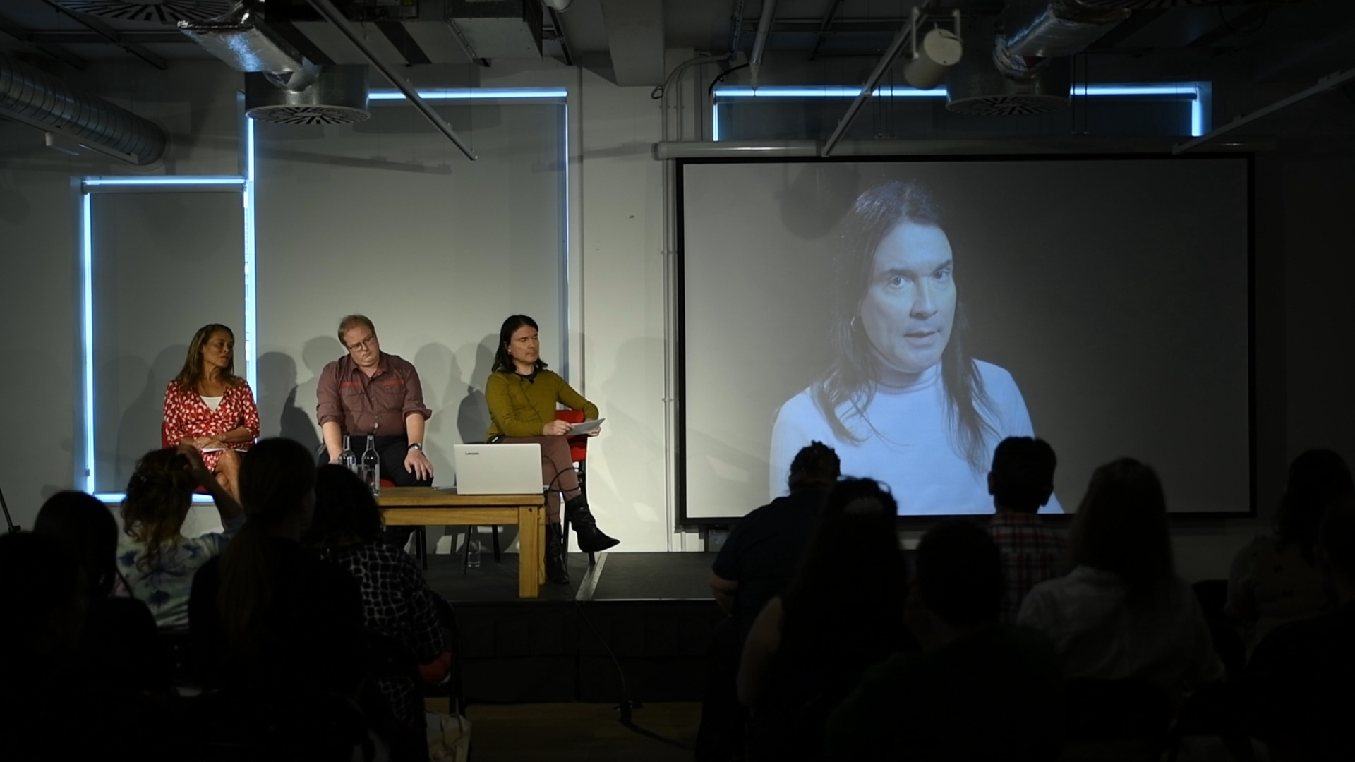 Novel London LitFest 2019 - Rohan Quine's video-books screening