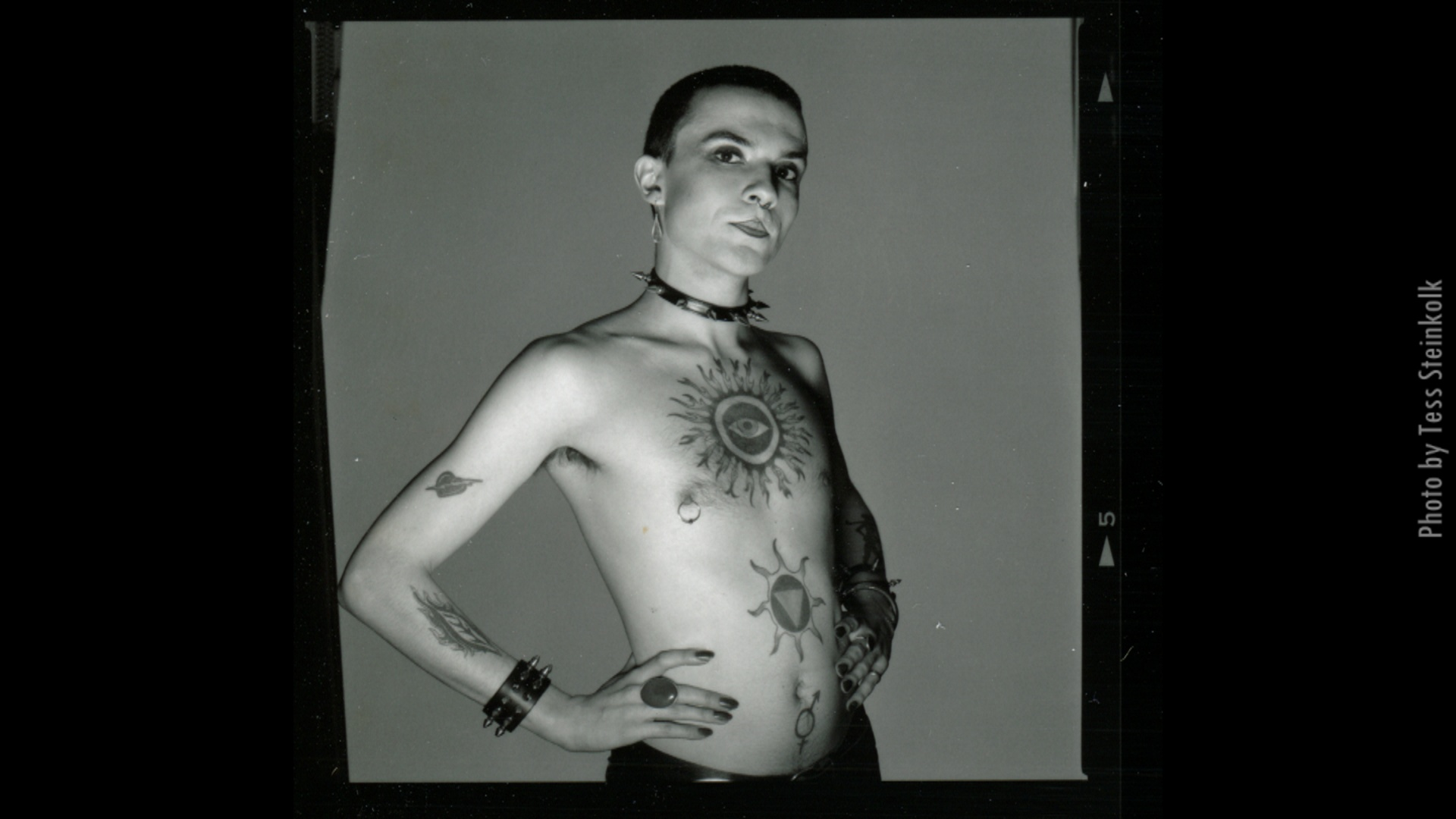 Rohan Quine - 'Those New York 'Nineties' - photo (184) by Tess Steinkolk